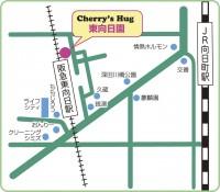 東向日園Map