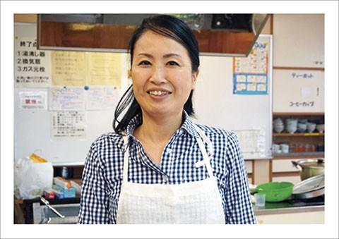料理研究家 森かおるさん…P8